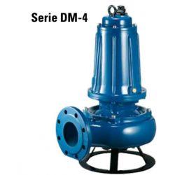 BƠM CHÌM NƯỚC THẢI DM-4 Series